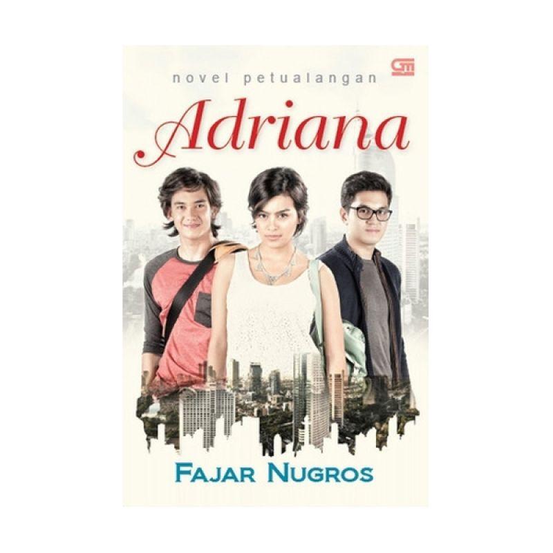 Grazera Adriana by Fajar Nugros Buku Fiksi