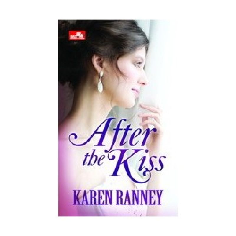 Grazera After The Kiss by Karen Ranney Buku Fiksi