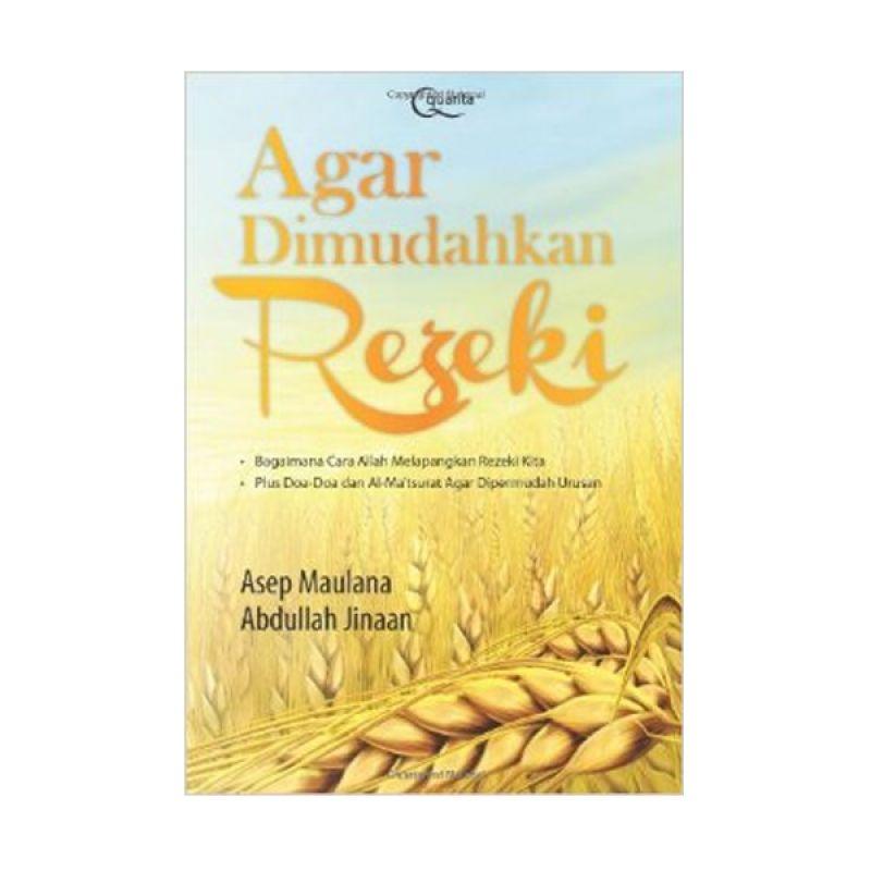 Grazera Agar Dimudahkan Rezeki by Asep Maulana Buku Agama