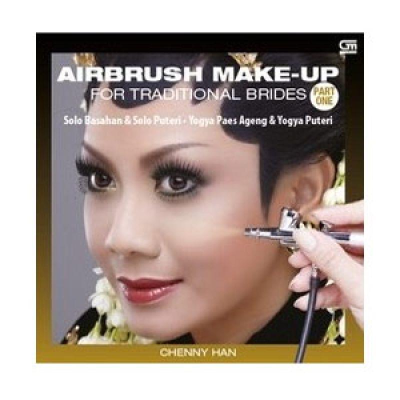Grazera Airbrush Make Up Part One by Chenny Han Buku Hobi