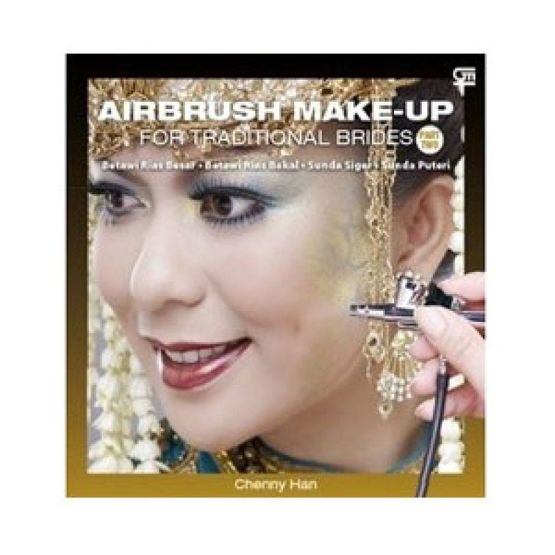 Grazera Airbrush Make Up Part Two by Chenny Han Buku Hobi