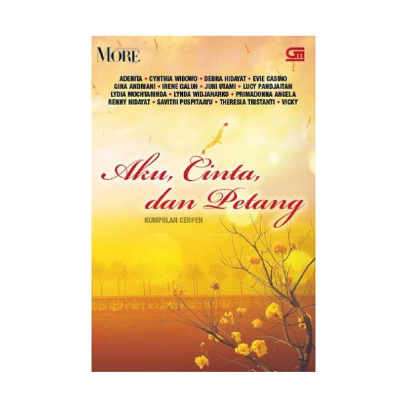 Grazera Aku, Cinta dan Petang by Adenita Buku Fiksi