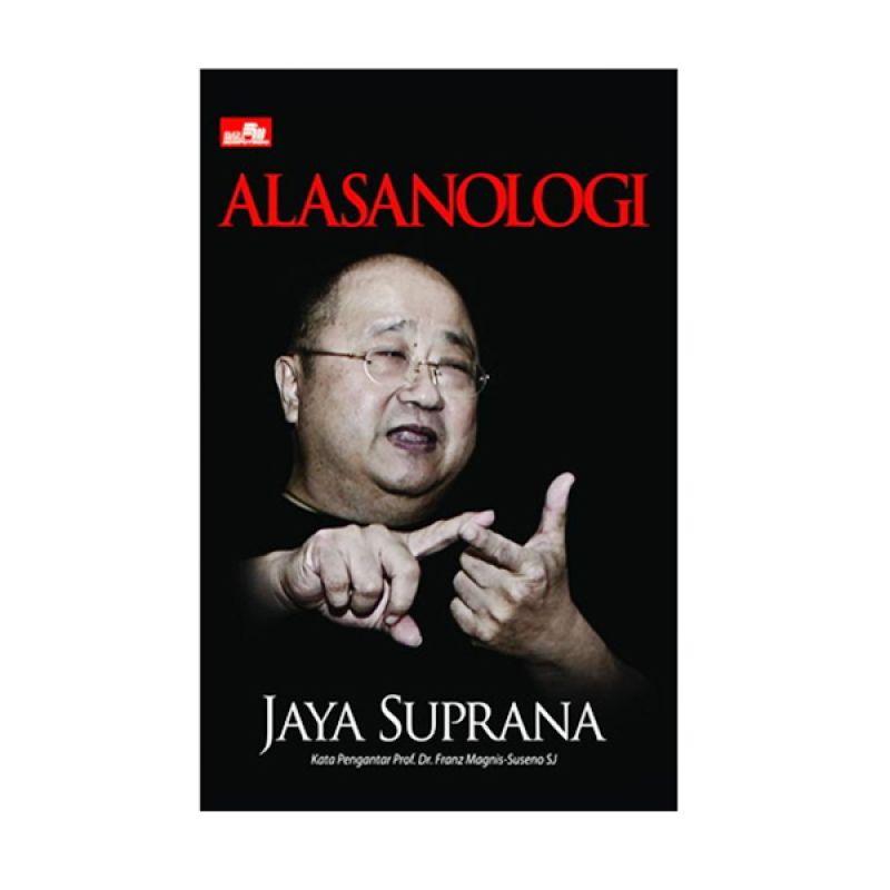 Grazera Alasanologi Jaya Suprana Buku Ekonomi & Bisnis