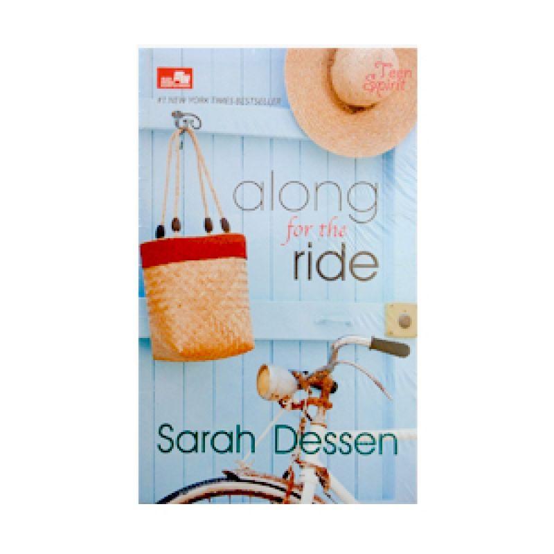 Grazera Along For The Ride by Sarah Dessen Buku Fiksi