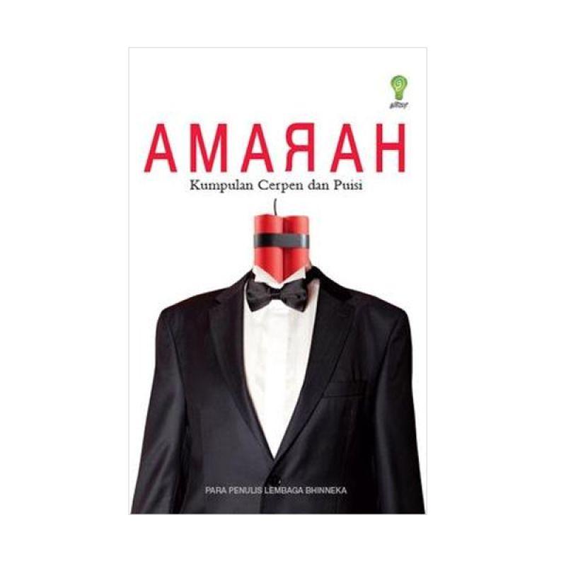 Grazera Amarah by Lembaga Bhinneka Buku Fiksi