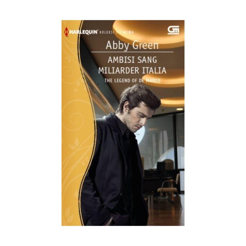 Grazera Ambisi Sang Miliarder Italia by Abby Green Buku Fiksi