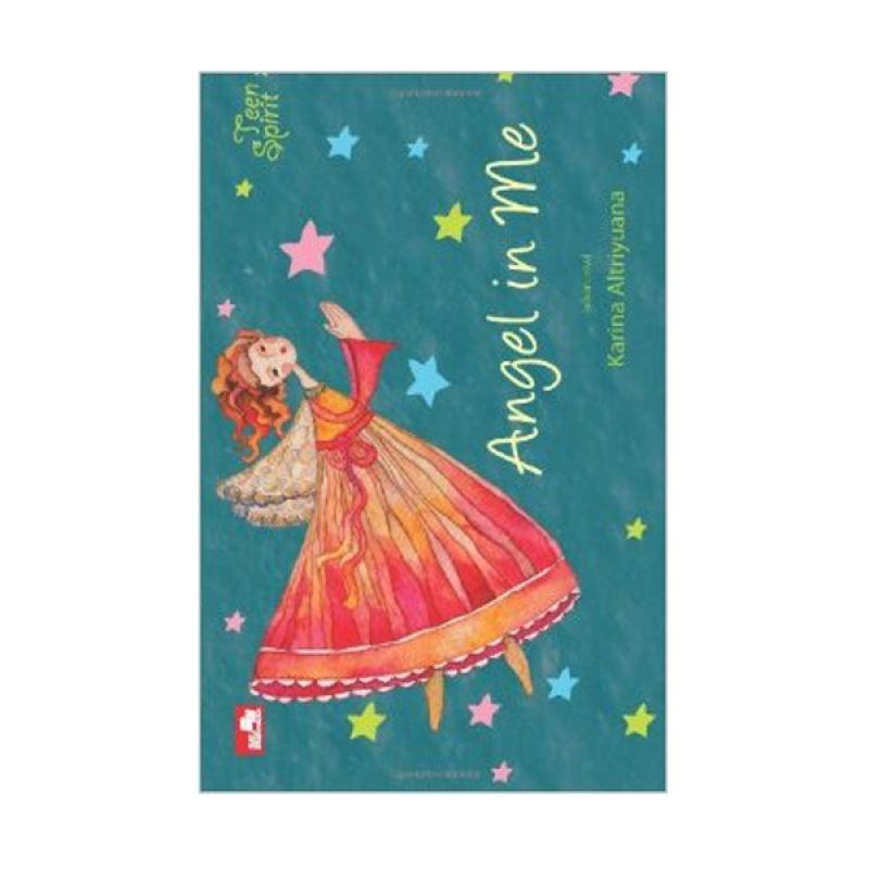 Grazera Angel In Me by Karina Altriyuana Buku Fiksi