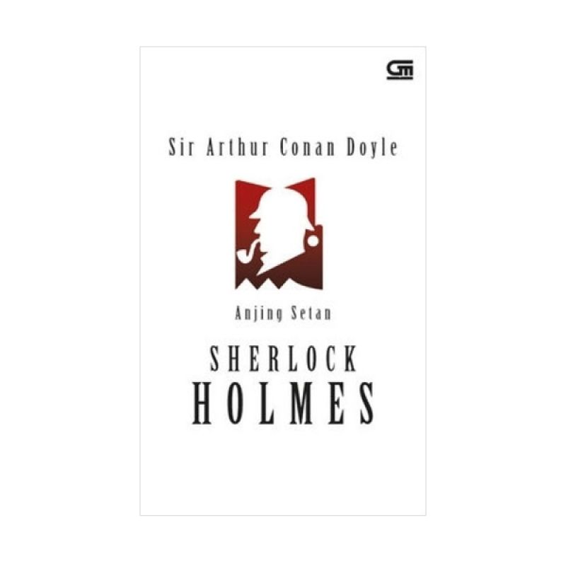 Grazera Anjing Setan by Sir Arthur Conan Doyle Buku Fiksi