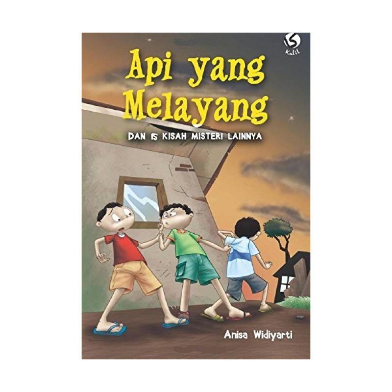 Grazera Api yang Melayang dan 15 Kisah Misteri Lainnya by Anisa Widiyarti Buku Fiksi