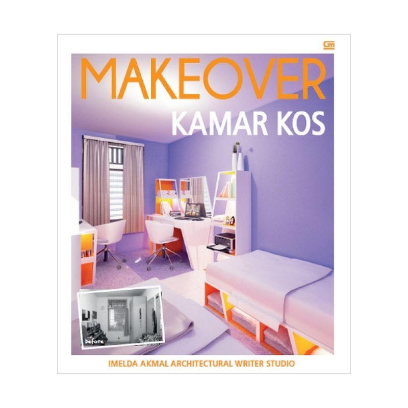 Grazera Makeover Kamar Kos by Imelda Akmal Buku Arsitektur