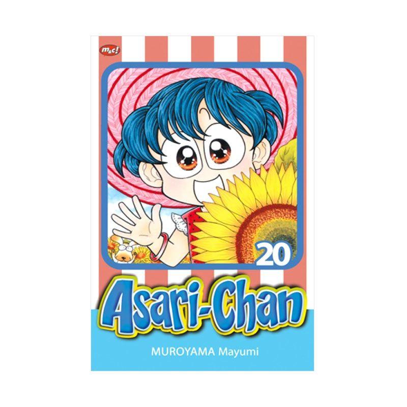 Grazera Asari-Can Vol 20 by Mayumi Muroyama Buku Komik
