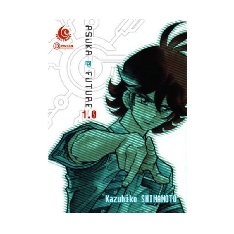 Grazera Asuka @Future Vol 01 by Kazuhiko Shimamoto Buku Komik