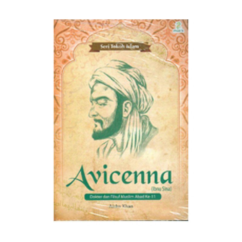 Grazera Avicenna by Aisha Khan Buku Biografi