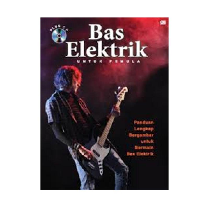 Grazera Bas Elektrik untuk Pemula + CD by Wise Publications Buku Hobi
