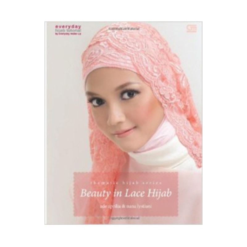 Grazera Beauty in Lace Hijab by Ade Aprilia Buku Hobi