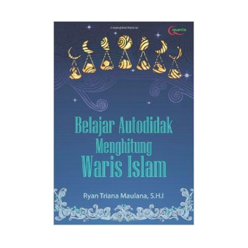 Grazera Belajar Autodidak Menghitung Waris Islam oleh Ryan Triana Maulana Buku Agama