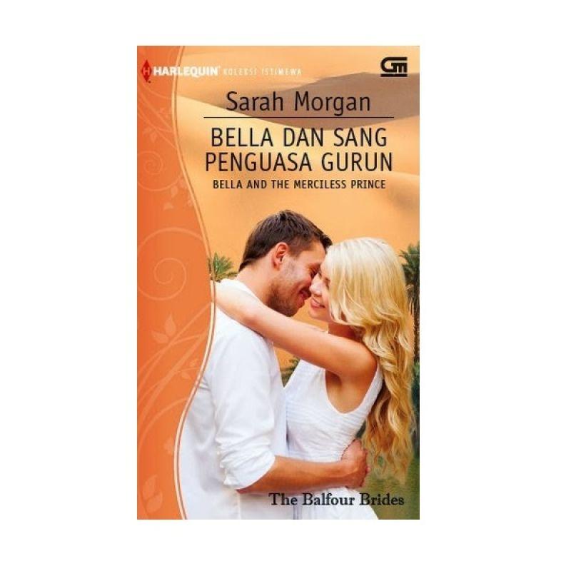 Grazera Bella dan Sang Penguasa Gurun by Sarah Morgan Buku Fiksi