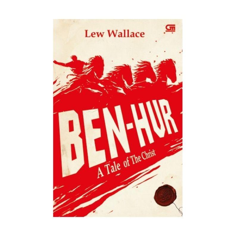 Grazera Ben Hur A Tale of The Christ by Lew Wallace Buku Fiksi