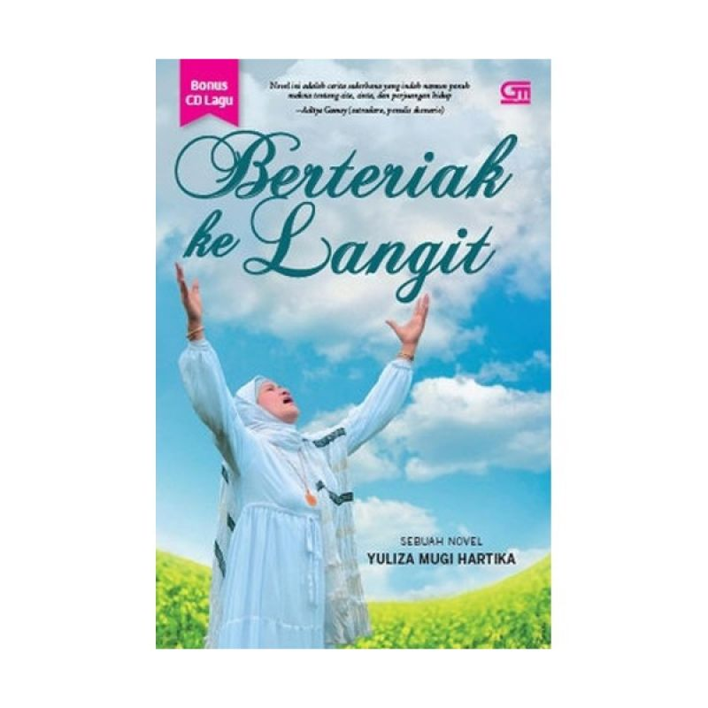 Grazera Berteriak ke Langit by Yuliza Mugi Hartika Buku Fiksi