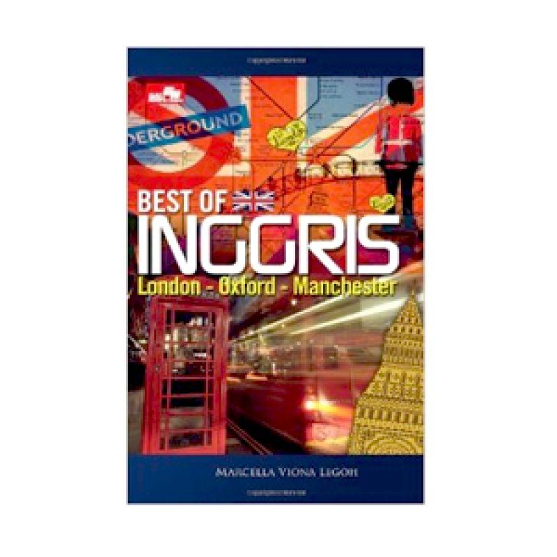 Grazera Best Of Inggris by Marcella Viona Legoh Buku Pengembangan Diri
