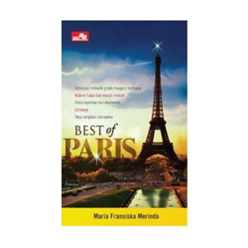 Grazera Best Of Paris by Maria Fransiska Merinda Buku Pengembangan Diri