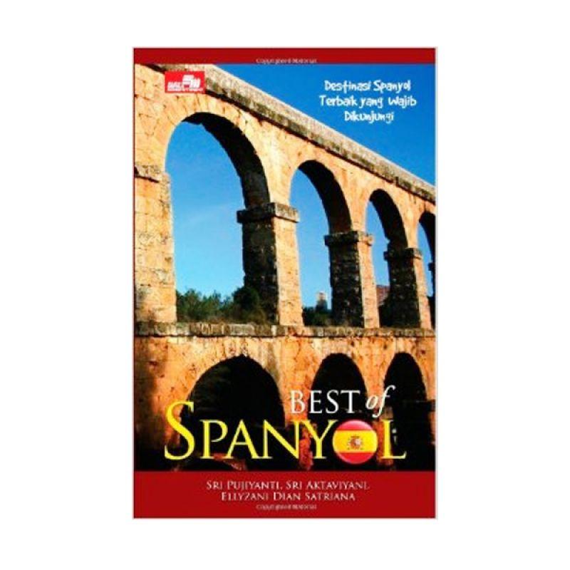 Grazera Best of Spanyol by Sri Pujiyanti, dkk Buku Pariwisata