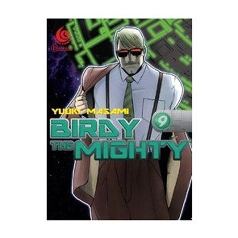 Grazera Birdy The Mighty Vol 09 by Yuuki Masami Buku Komik