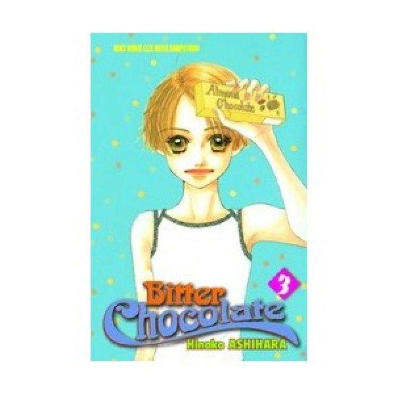 Grazera Bitter Chocolate 03 by Hinako ASHIHARA Buku Komik