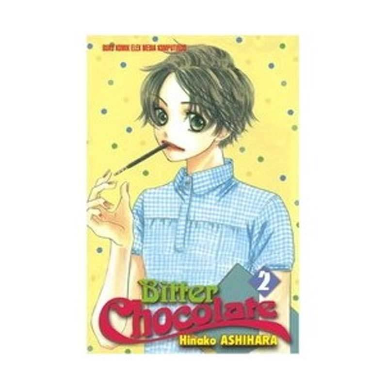 Grazera Bitter Chocolate Vol 02 by Hinako Ashihara Buku Komik