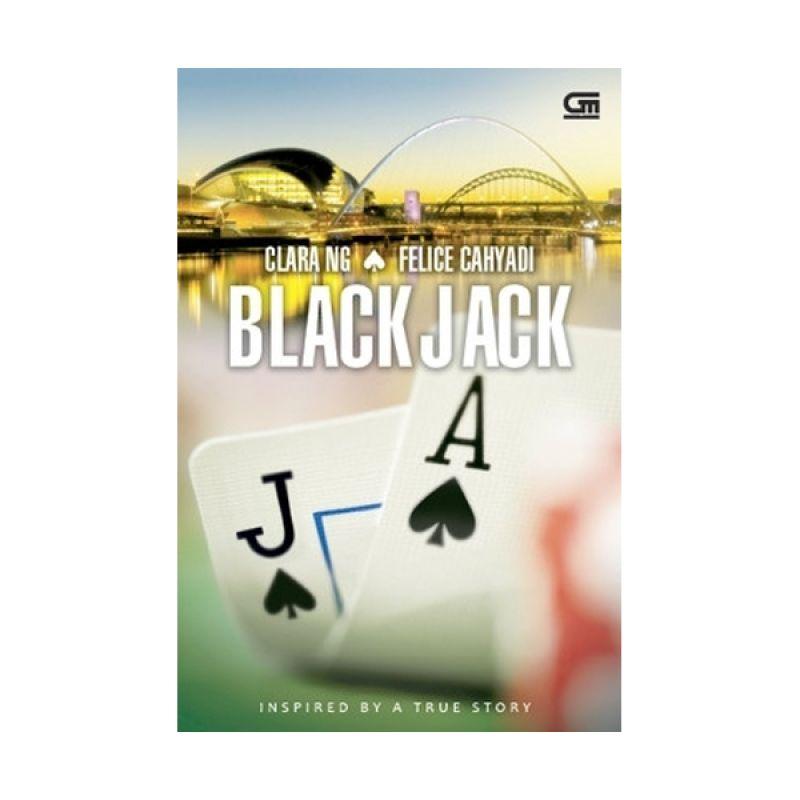 Grazera Blackjack by Clara Ng Buku Fiksi