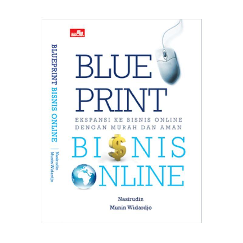 Grazera Blueprint Bisnis Online by Munin Widardjo Buku Ekonomi dan Bisnis