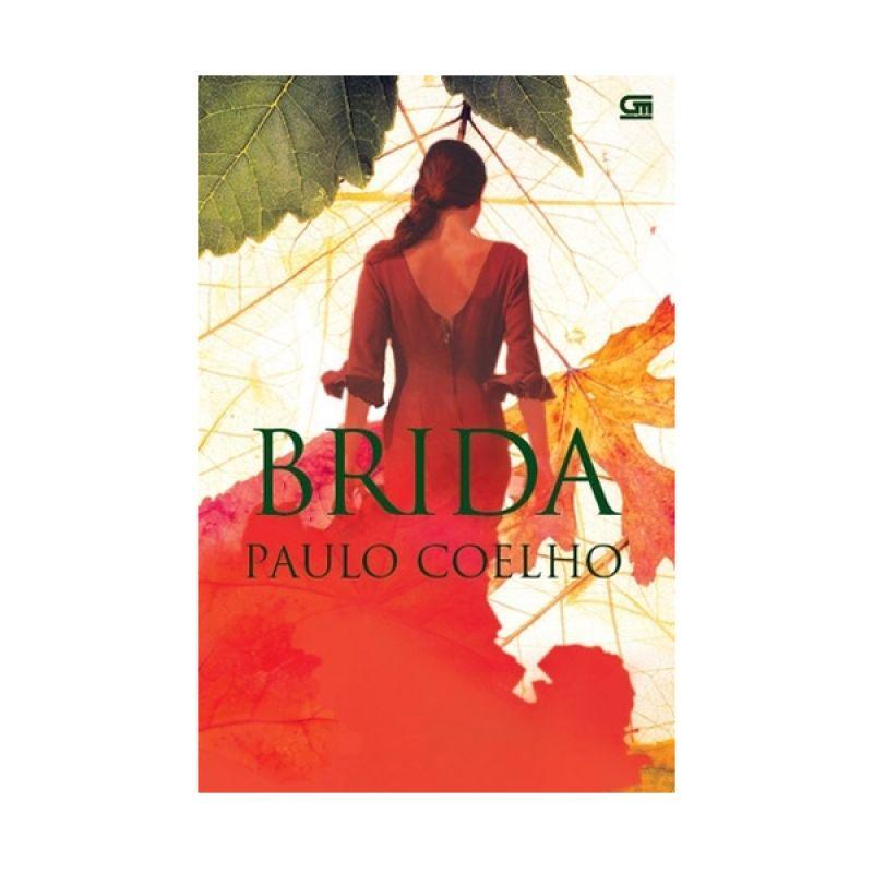 Grazera Brida by Paulo Coelho Buku Fiksi