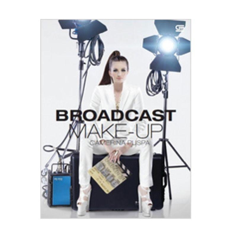 Grazera Broadcast Make-Up by Camerina Puspa Buku Hobi