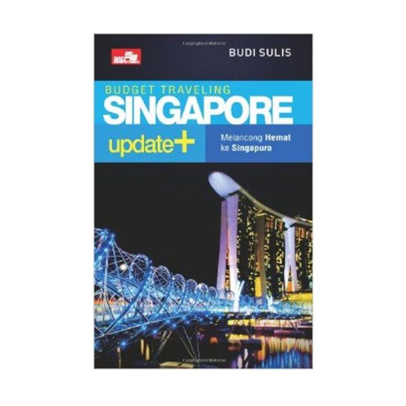 Grazera Budget Traveling Singapore Update Plus by Budi Sulis Buku Pariwisata