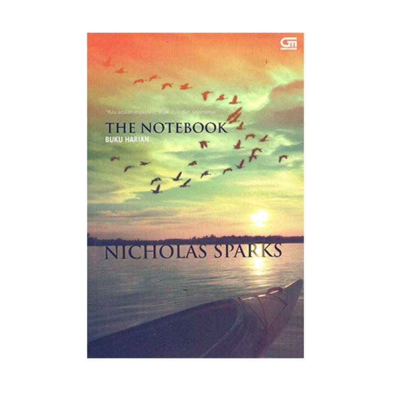 Grazera Buku Harian by Nicholas Sparks Buku Fiksi