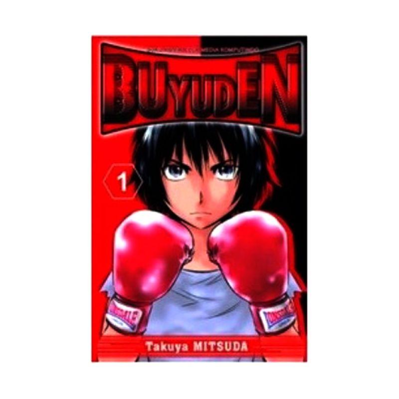 Grazera Buyuden Vol 01 by Takuya Mitsuda Buku Komik