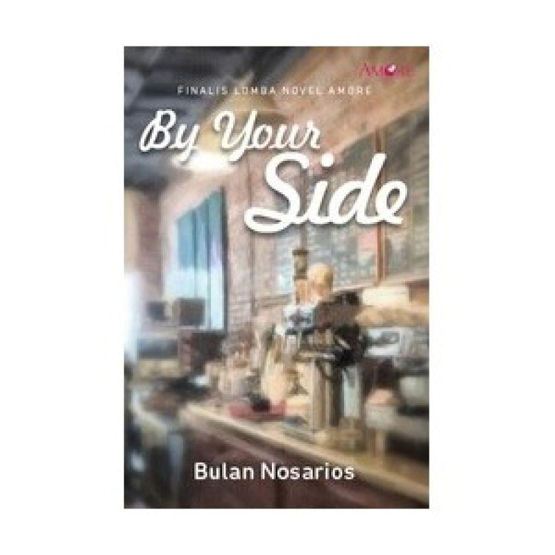 Grazera By Your Side by Bulan Nosarios Buku Fiksi