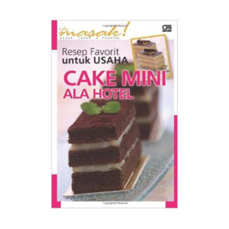 Grazera Cake Mini ala Hotel by Ide Masak Buku Resep Masakan