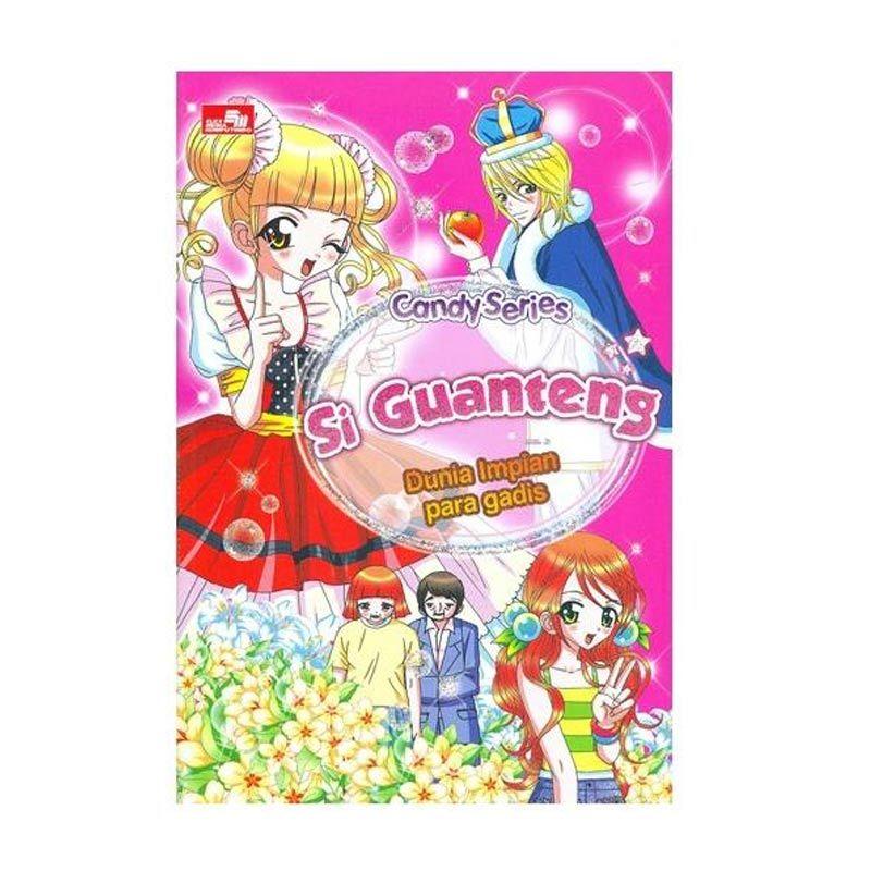Grazera Candy Series Si Guanteng by Ni Book Buku Komik