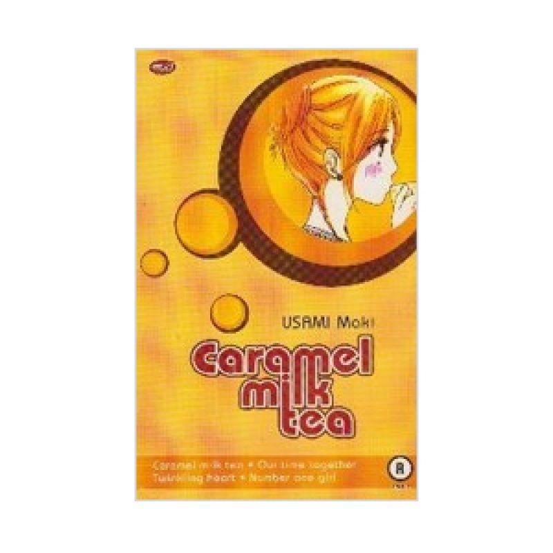 Grazera Caramel Milk Tea by Usami Maki Buku Komik