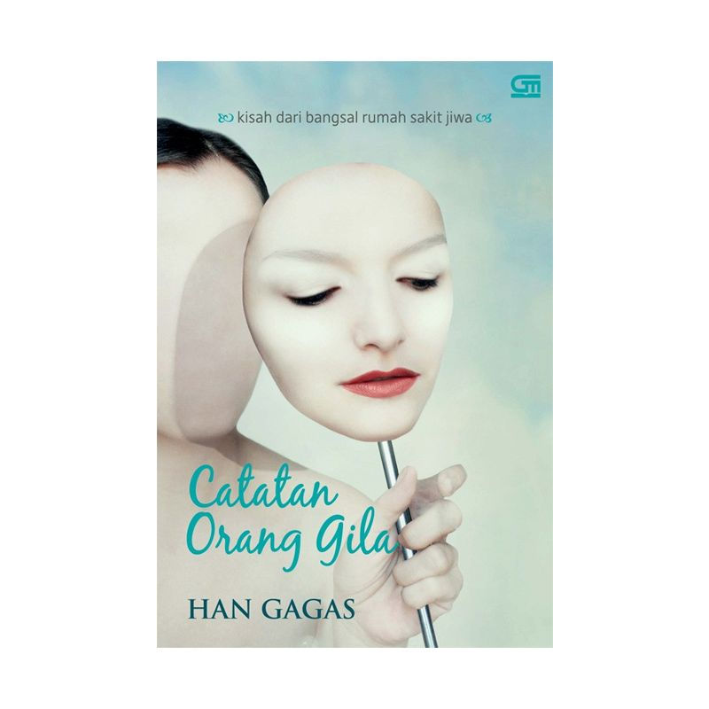 Grazera Catatan Orang Gila by Han Gagas Buku Fiksi