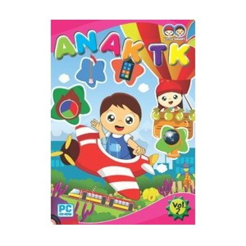 Grazera CD Little Smart Anak TK Vol. 2 by Tim Eldi Buku Pengembangan Diri