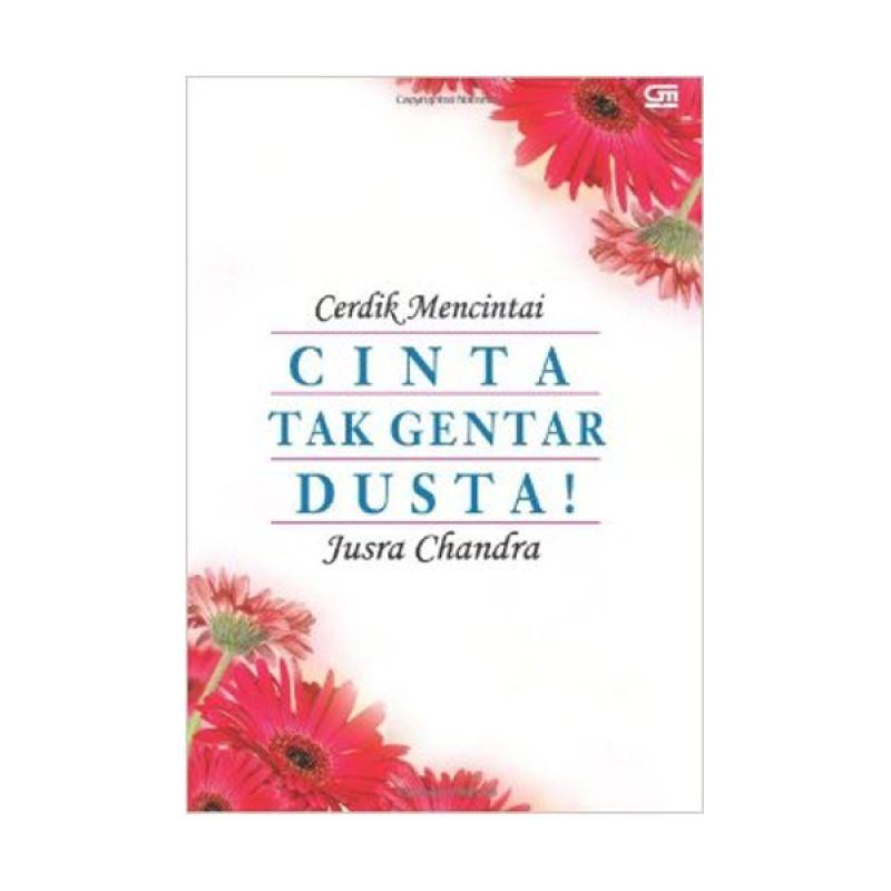 Grazera Cerdik Mencintai by Jusra Chandra Buku Motivasi