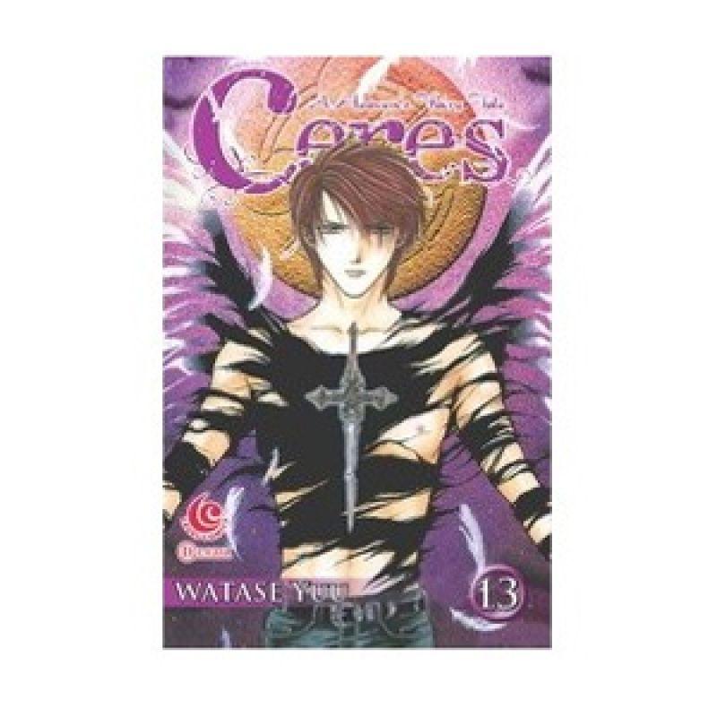 Grazera Ceres Vol 13 by WATASE YUU Buku Komik