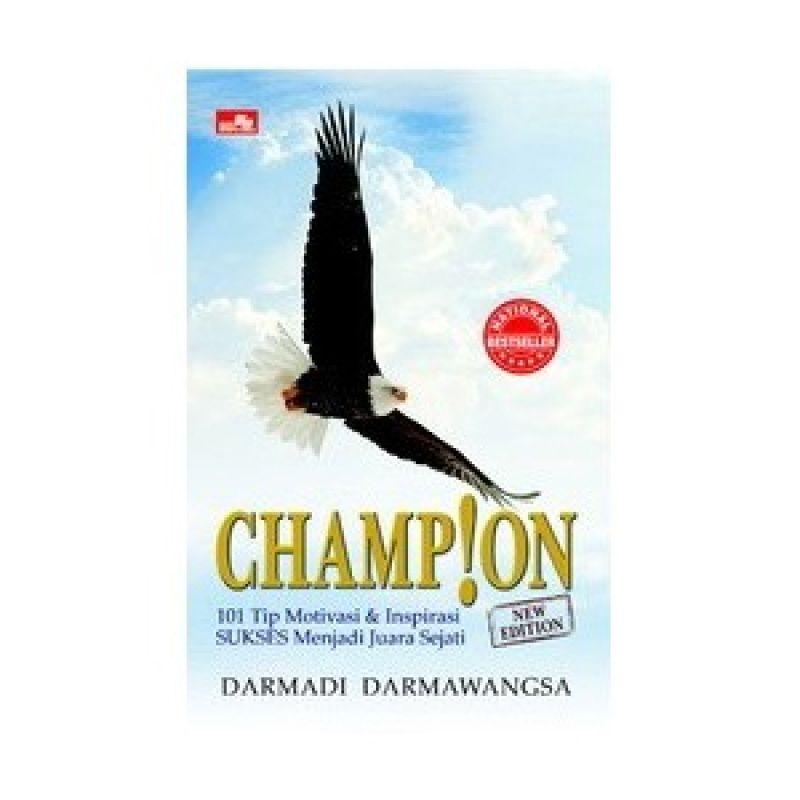 Grazera Champion! New Edition - DARMADI DARMAWANGSA Buku Ekonomi & Bisnis