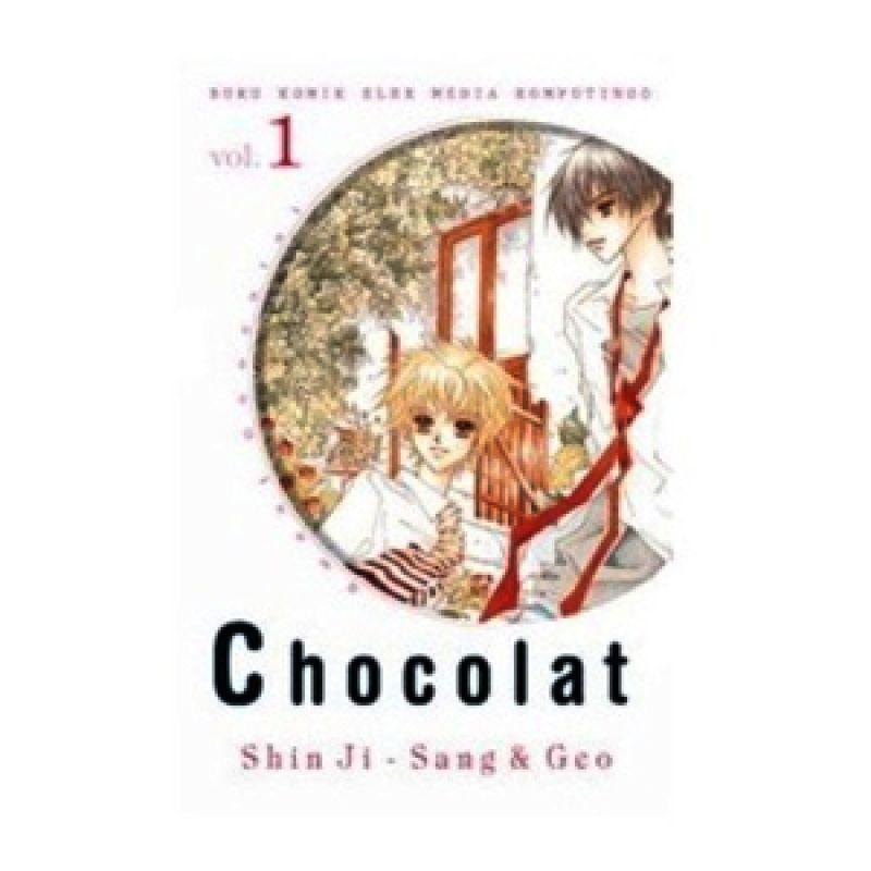Grazera Chocolat Vol 01 by Shin Ji-Sang Buku Komik