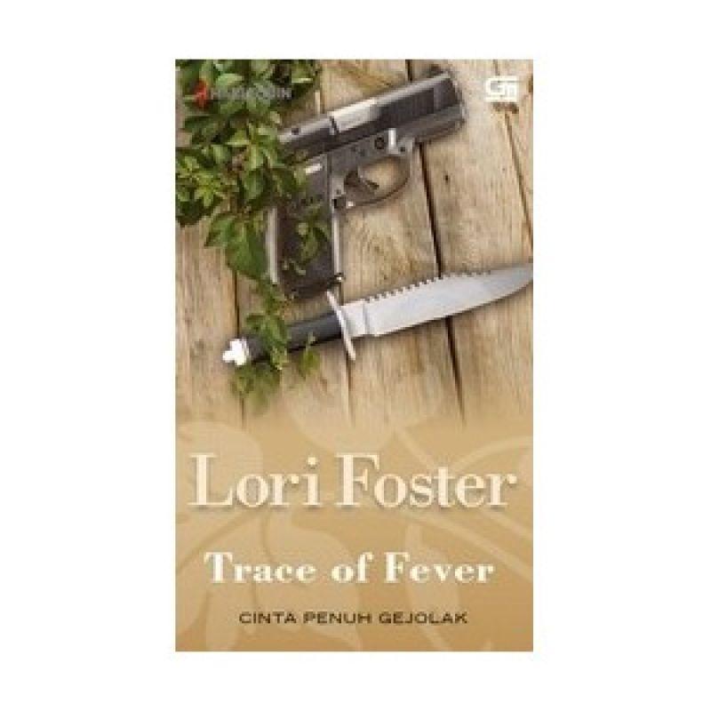 Grazera Cinta Penuh Gejolak by Lori Foster Buku Fiksi