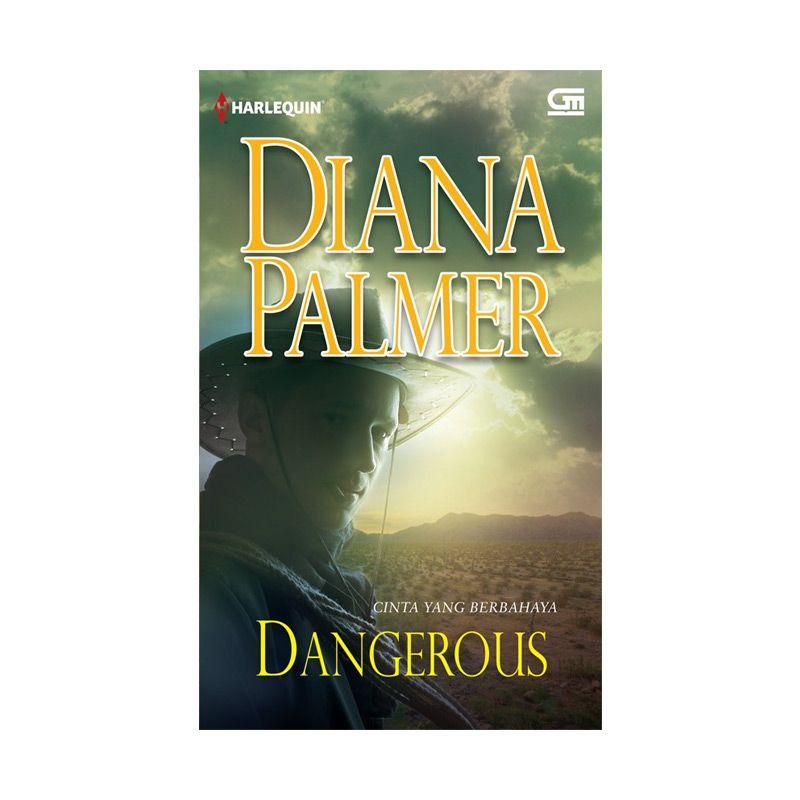 Grazera Cinta yang Berbahaya by Diana Palmer Buku Fiksi