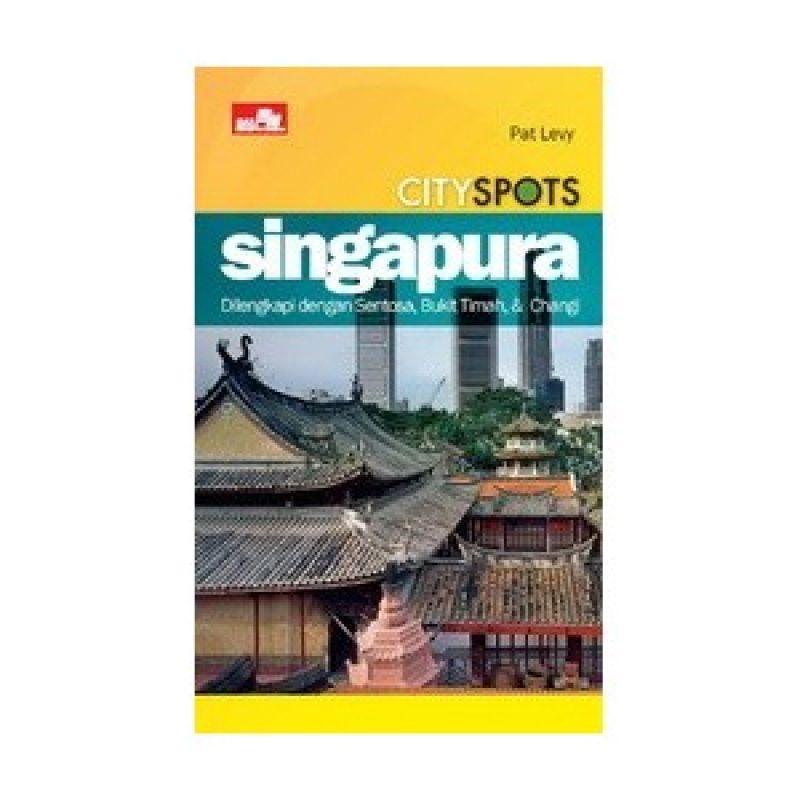 Grazera Cityspot Singapore by Pat Levy Buku Pengembangan Diri