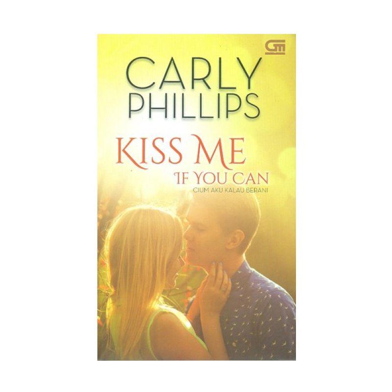 Grazera Cium Aku Kalau Berani by Carly Phillips Buku Fiksi